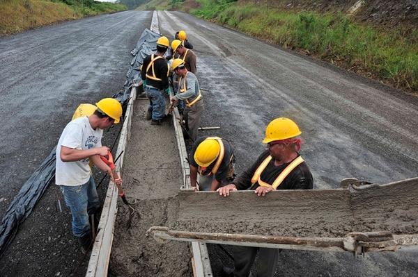 Resultado de imagen para carretera de cemento