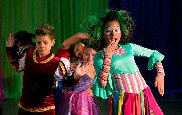 Niños que tienen entre 5 y 13 años integran la categoría Kids . Cibaile para LN.