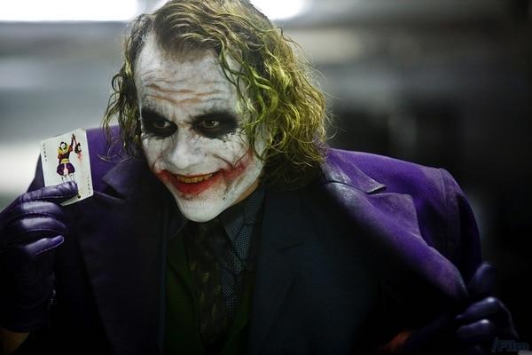El inolvidable Joker que interpretó Heath Ledger ganó el premio Óscar a Mejor Actor de Reparto en 2009.