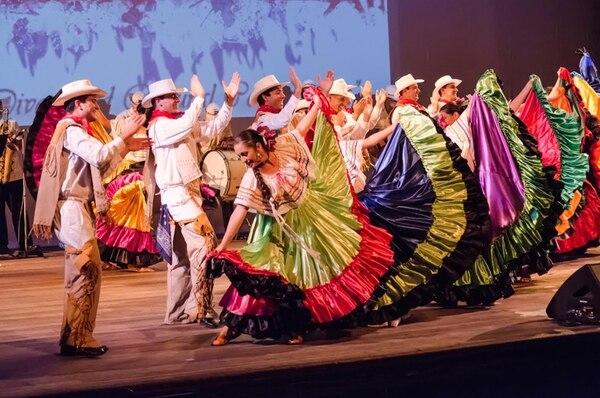 La idea de este festival es que los niños conozcan y valoren sus costumbres desde pequeños. Foto: Cioff Costa Rica para LN.
