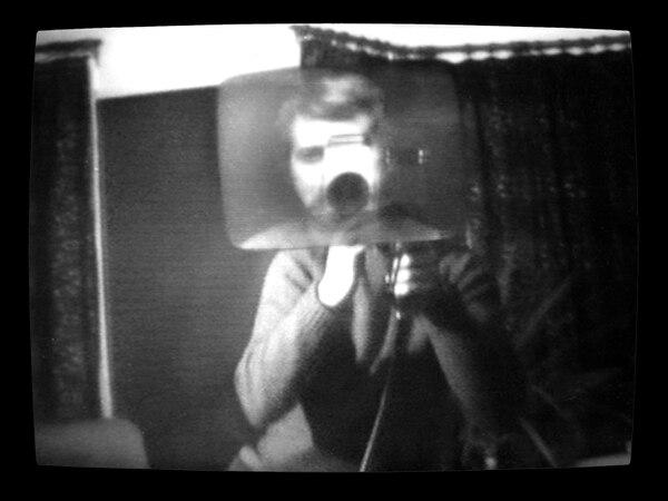 'Relative Surfaces' (1974), de David Hall, es una de las obras exhibidas en la histórica exhibición The Video Show. Foto: Cortesía del CRFIC 2020.