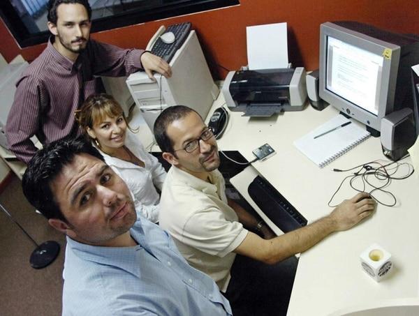 Álvaro Sánchez trabajó en Teletica y también en Repretel | . FOTOGRAFÍA: ARCHIVO.