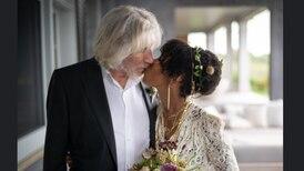 Roger Waters se casó por quinta vez a sus 78 años