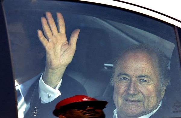 Joseph Blatter dejará su cargo como presidente de la FIFA.