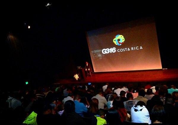 A la iglesia G3:16 pertenecen figuras políticas y faranduleras. Foto: Facebook de G3:16 Costa Rica.