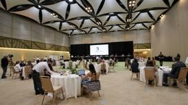 Centro de Convenciones aumenta su actividad luego de año y medio de 'hibernación'