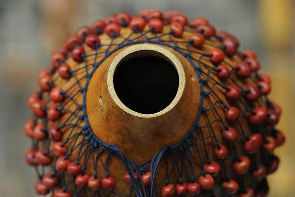 Color. Los instrumentos sorprenden por su variedad. albert Marín.