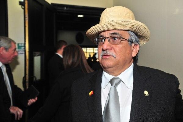 Diputado del PAC, Jorge Gamboa, impulsa proyecto de ley que pretende crear una octava provincia para el territorio nacional.