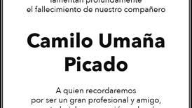 Camilo Umaña Picado