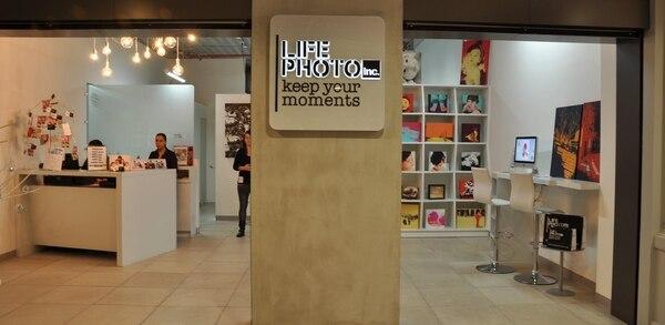 Life Photo tiene puntos en seis centros comerciales del Área Metropolitana. (Foto cortesía Life Photo)