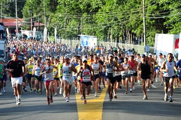 El Comité Organizador de la Clásica La Candelaria espera la afluencia de 5 mil atletas inscritos y unos 1500
