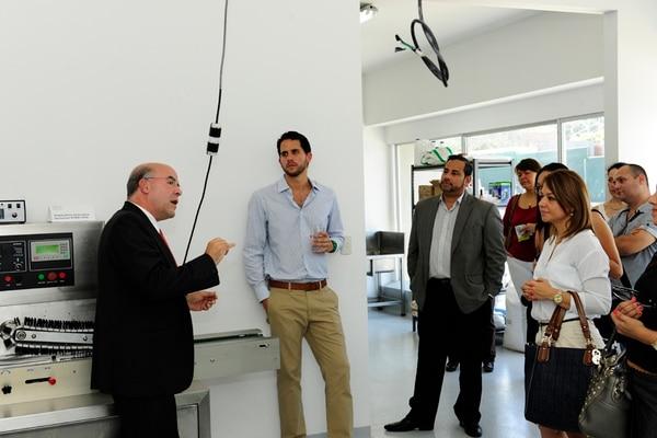 En junio del 2014, Carlos Mateo, presidente de Sweetwell, habló de los avances en la empresa. Ahora entran al mercado de México. | ARCHIVO