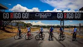 Circuito 'Go Rigo Go' del Parque Viva es un sitio seguro para practicar ciclismo