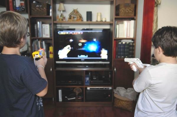 Videojuegos Si Cambian El Cerebro La Nacion