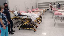 Ni un solo paciente de CCSS ha sido trasladado a centros privados para desahogar hospitales públicos