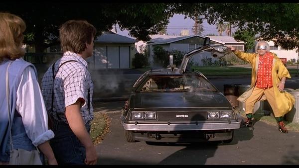 Los viajes de Doc y Marty al futuro serán cosa del pasado por decisión Robert Zemeckis y Bob Gale, cocreadores de la saga. Universal para LN