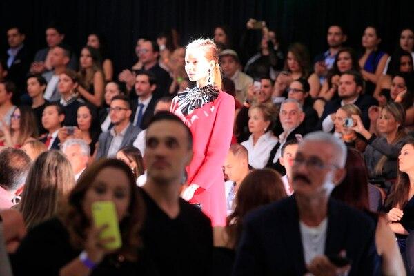 Por primera vez, una de las pasarelas del Fashion Week San José saldrá a la ciudad (el 19 de mayo). El evento dará inicio en el Hotel Real Intercontinental el 16 de mayo. Foto: Rafael Pacheco