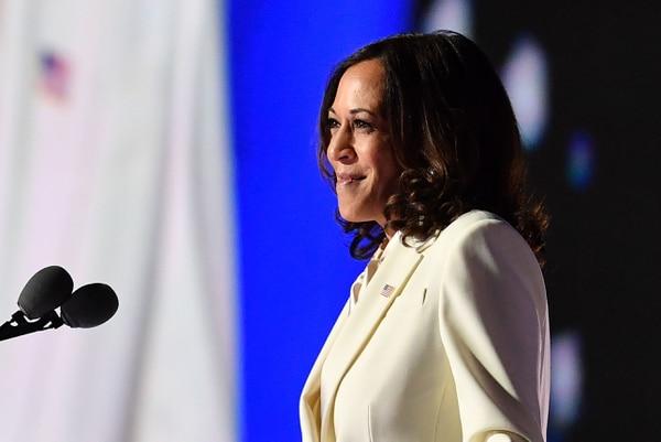Kamala Harris. Foto: AFP
