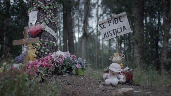 Serie 'El caso Asunta (Operación Nenúfar)'. Fotografía: Netflix para La Nación