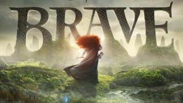 ArchivoPóster de la película Brave (2012).