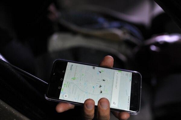 De acuerdo con Priscilla Piedra, directora general de Hacienda, el impuesto se cobrará sin importar si el servicio que presta Uber se legaliza o no. Foto: Jorge Navarro.