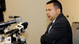 Rodolfo Villalobos: 'Pedí que lo separaran (a Rafael Vargas) por pérdida de confianza'