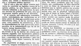 Editorial: 75 años de claro derrotero