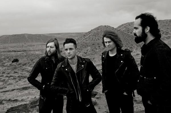 The Killers promocionan este 2017 su álbum Wonderful Wonderful.