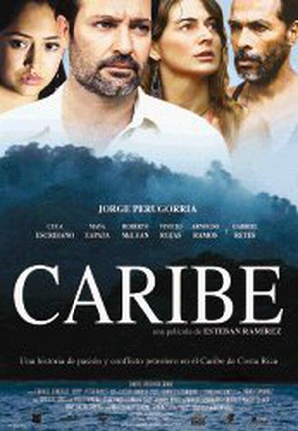 'Caribe' (2004), de Esteban Ramírez, fue la primer película postulado por Costa Rica en los premios Goya. Archivo
