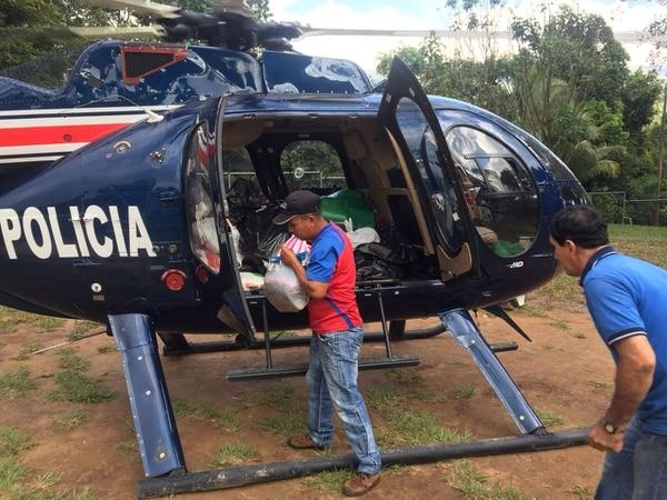 Ayuda llega a las comunidades de Mollejones de Santa María de Cabagra, San Vicente de Ujarras y Santa Maria de Cabagra