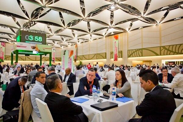 La Misión de Compradores (Buyers Trade Mission o BTM) pone en contacto a compradores del mundo con exportadores costarricenses con potencial para proveer lo que buscan. Foto: Cortesía de Procomer.