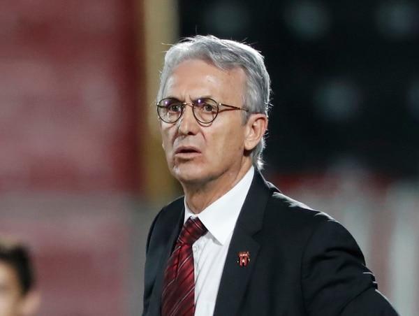Benito Floro: 'La prioridad es el jugador costarricense'