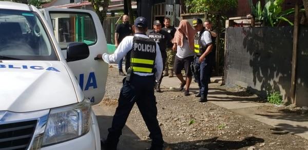 López será pasado el Ministerio Público con el informe correspondiente. Foto: Edgar Chinchilla, corresponsal GN