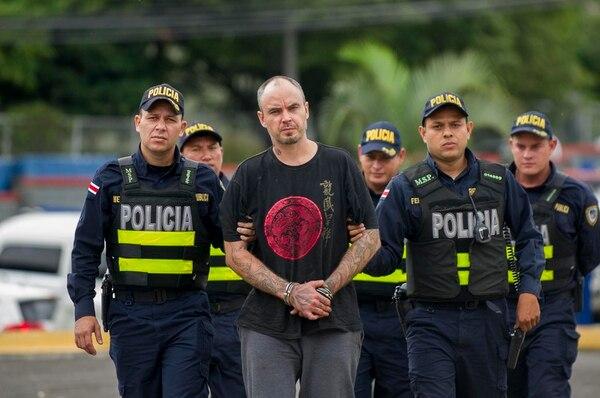 John Wesley Saatio fue recapturado por la Fuerza Pública el 21 junio cuando estaba en una parada de buses.