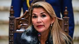 CIDH pide a Bolivia informar sobre la salud de la expresidenta Áñez