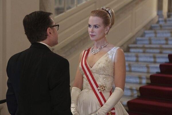 Nicole Kidman encarna a Grace Kelly en el filme Grace of Monaco . EFE