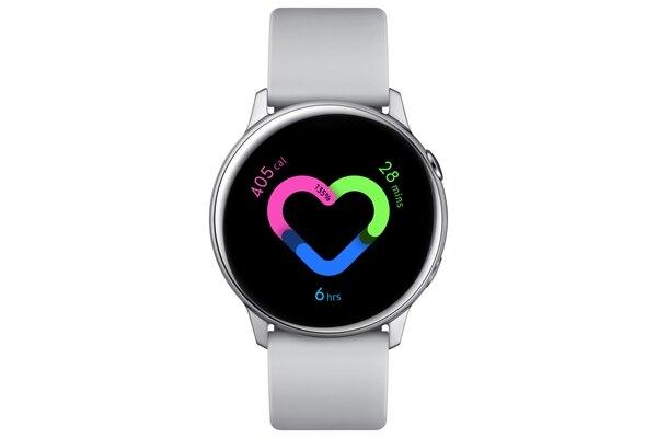 Seleccione una esfera de reloj y elija una correa deportiva en una gama de diferentes colores que combinen con su estilo. (Foto: Samsung para LN)