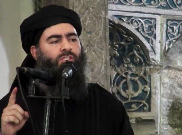 Baghdadí proclamó en junio un califato entre Siria e Irak. | AFP