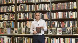 "Autor brasileño Marcelo Pereira Rodrigues: ""no me gusta tacharme de filosófico porque puede sonar como algo pedante"""