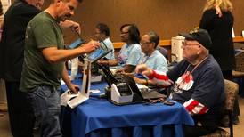 Fallas en  máquinas, largas filas y cierres inesperados en elecciones de Estados Unidos
