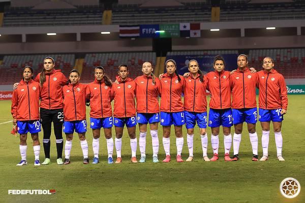 Selección Femenina de Costa Rica cae ante Jamaica de cara a la eliminatoria