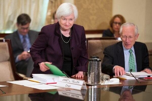 La presidenta de la Reserva Federal, Janet Yellen, dará una conferencia de prensa en la reunión de diciembre, cuando se esperaría finalmente el anuncio de la subida de las tasas de interés. | AP