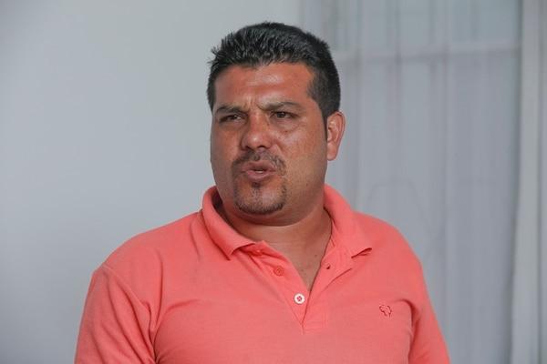Alejandro Sequeira, presidente de ASOJUPRO