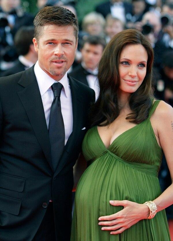 En el 2008, Jolie y Pitt esperaron mellizos: Vivienne y Knox. AP.
