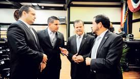 Diputados cristianos, con pastores colombianos, conmemoran en el Congreso la Reforma Protestante