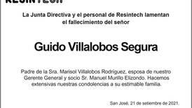 Guido Villalobos Segura