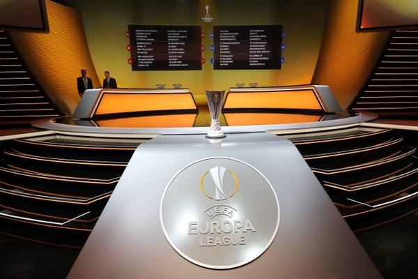 El sorteo de la Europa League se realizó este viernes.