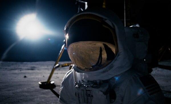 El Apolo 11 alunizó el 21 de julio de 1969. Neil Armstrong fue la figura de aquella epopeya. Cortesía de Romaly