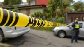 Hombre muere  baleado en riña frente a bar en Flores