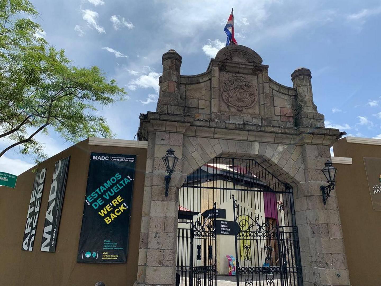 El Museo de Arte y Diseño Contemporáneo (MADC) reabrirá sus puertas este martes 23 de junio. Fotografía: Cortesía MADC